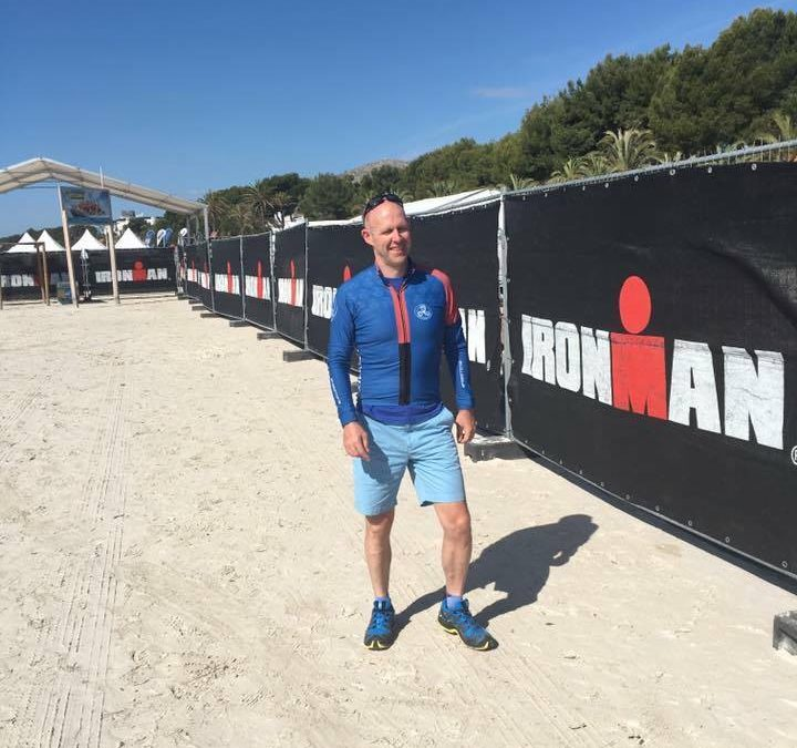 Roe Valley Sprint to Mallorca Ironman 70.3 in one day