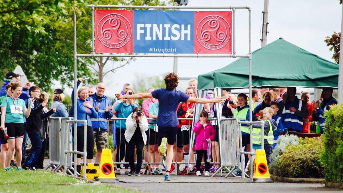 The Ballymoney Spring Triathlon 2017