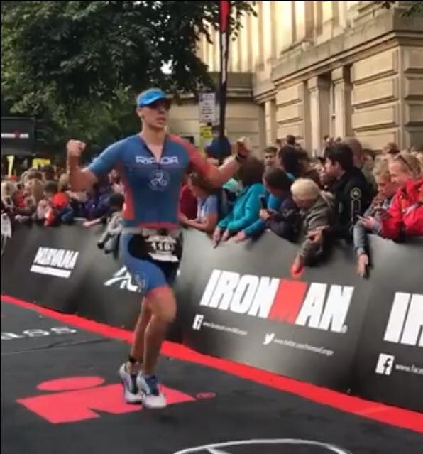 Big G @ Ironman Bolton