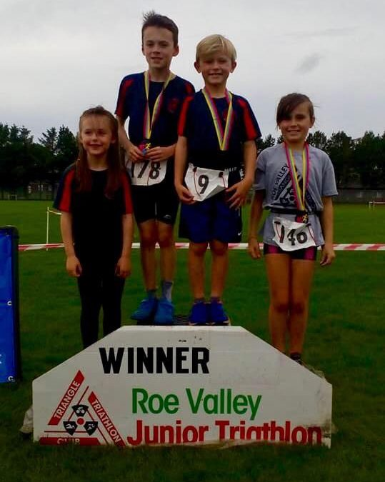 Roe Valley Junior Triathlon